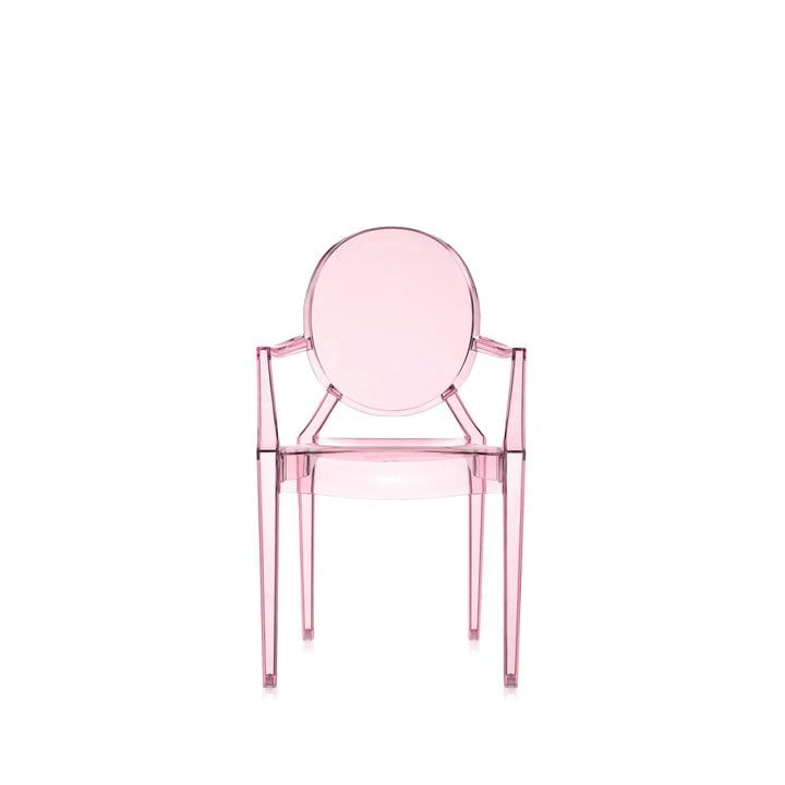 Kartell - Lou Lou Ghost, pink