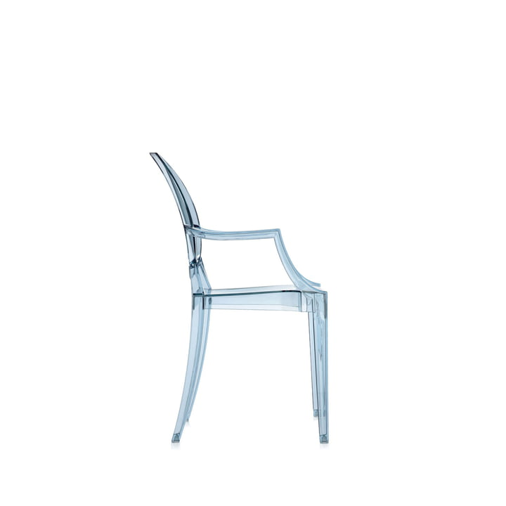 children s chair lou lou ghost by kartell