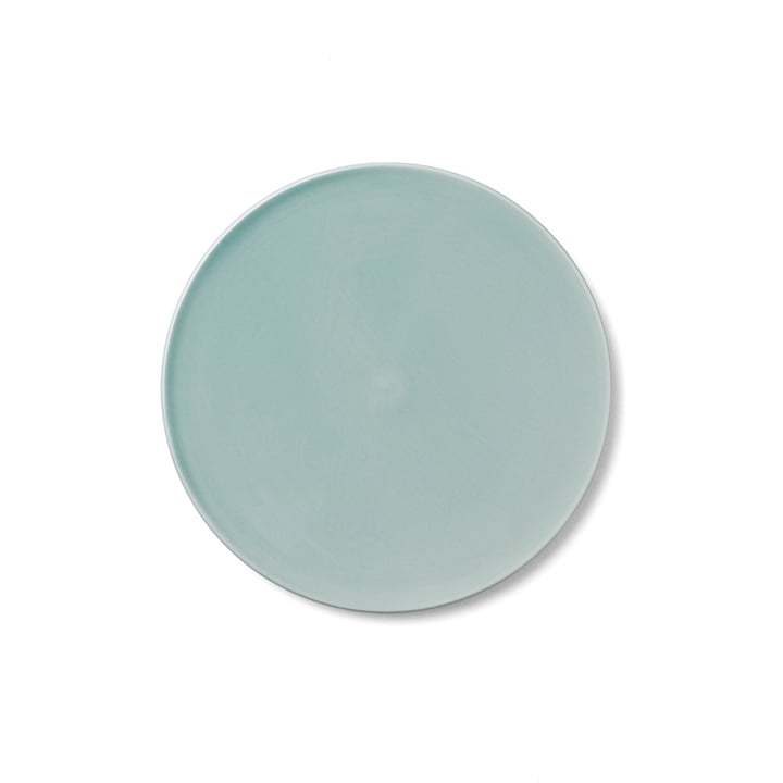 Menu - New Norm Plate / Lid Ø 17.5 cm in cool green