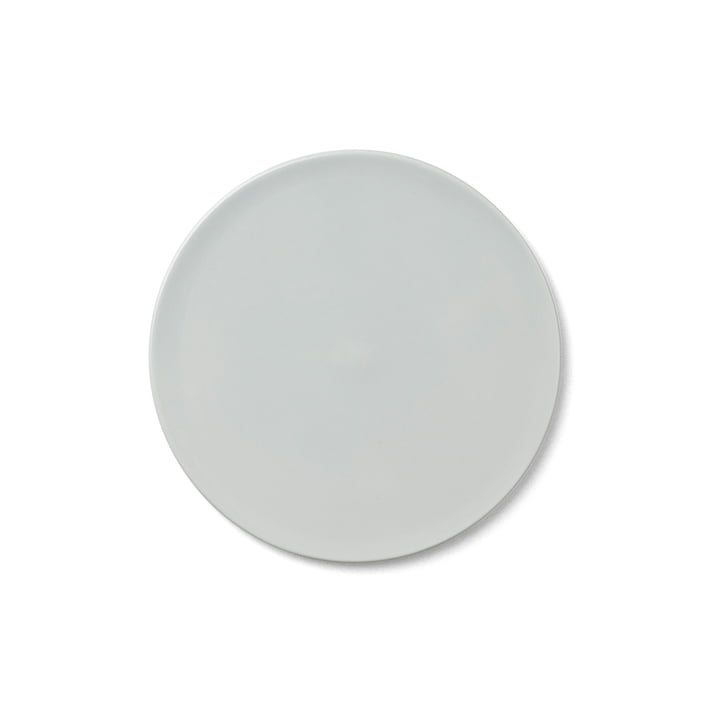 Menu - New Norm Plate / lid Ø 1 7. 5 cm in smoke