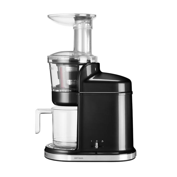 KitchenAid - Slow Juicer in onyx black