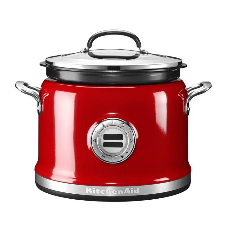 KitchenAid - Multi Cooker in empire red