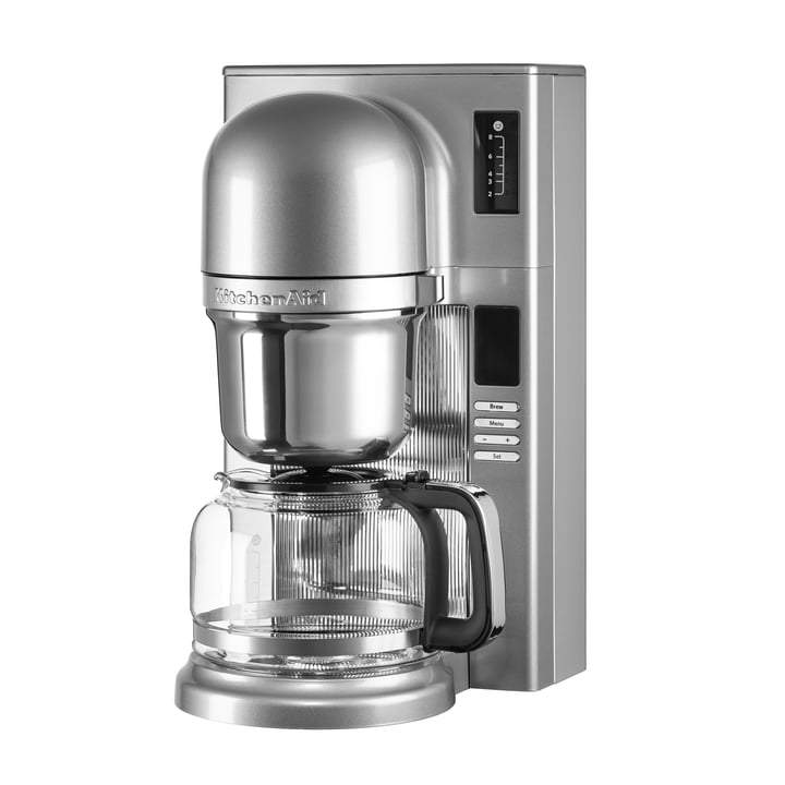 KitchenAid - Coffee Machine KitchenAid, Contour Silver
