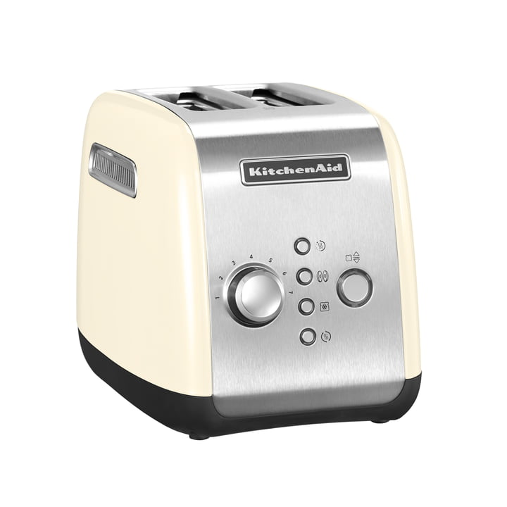 KitchenAid - Toaster KMT221, 2 slices, almond cream