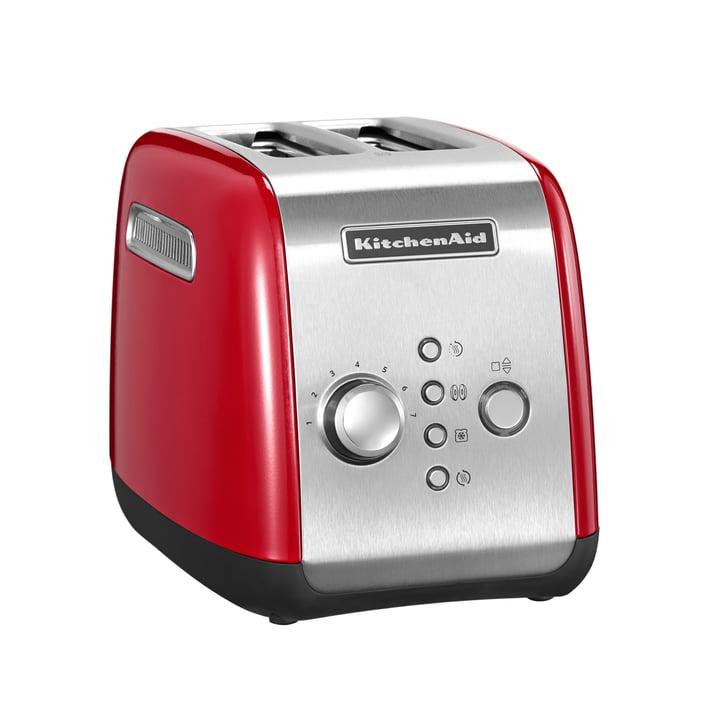 KitchenAid - Toaster KMT221, empire red