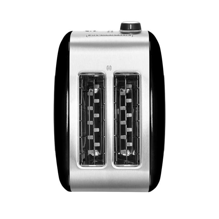 KitchenAid - Toaster KMT221, onyx black