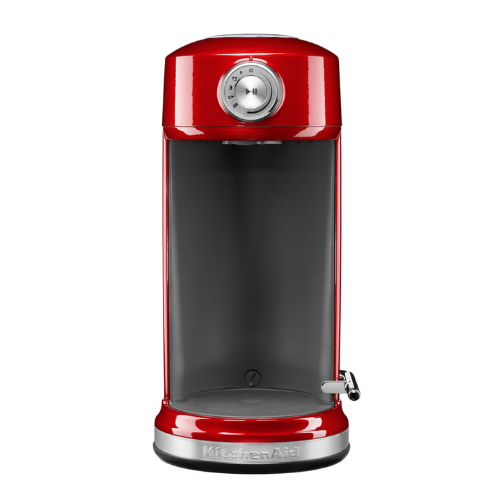KitchenAid - Artisan Magnetic Drive Blender without measuring cup, empire red