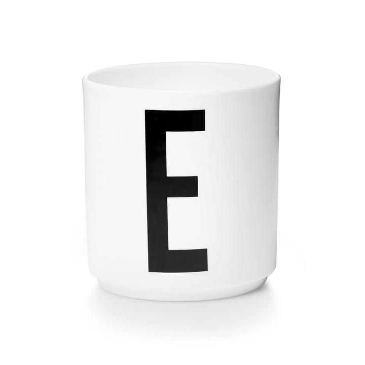 Design Letters - AJ Porcelain Cup E