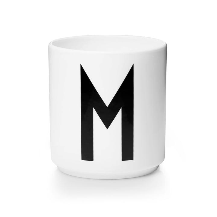 Design Letters - AJ Porcelain Cup M