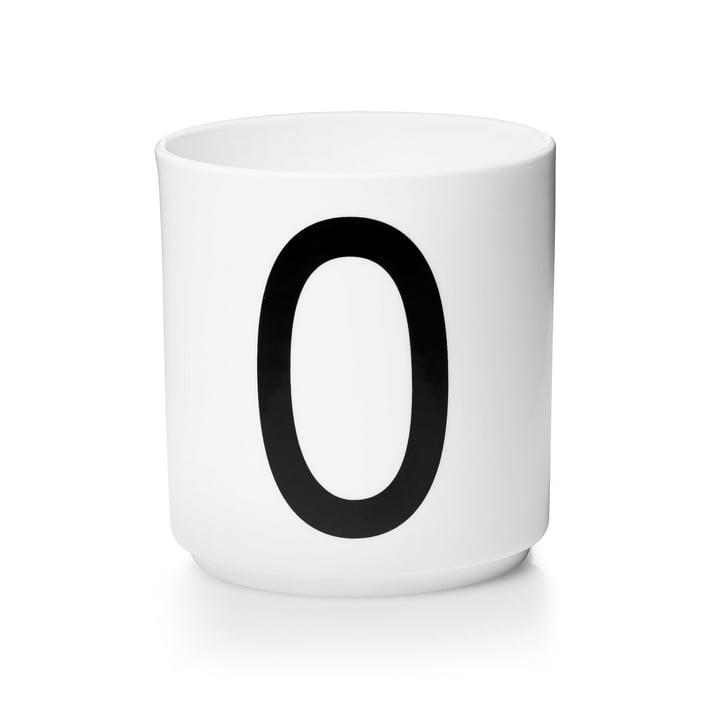 Design Letters - AJ Porcelain Cup O