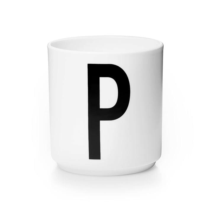 Design Letters - AJ Porcelain Cup P