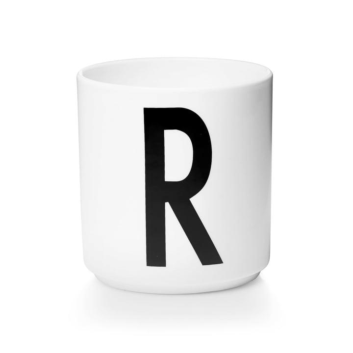Design Letters - AJ Porcelain Cup R