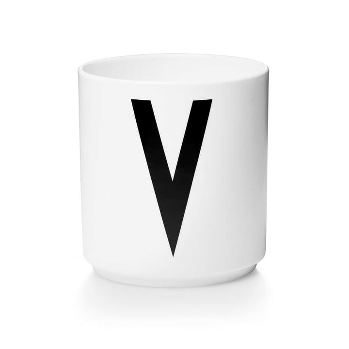Design Letters - AJ Porcelain Cup V