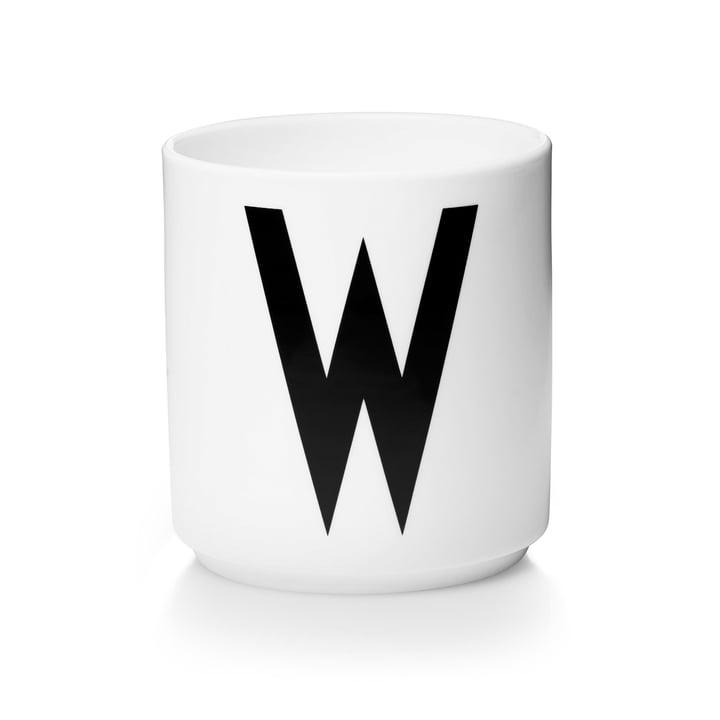 Design Letters - AJ Porcelain Cup W