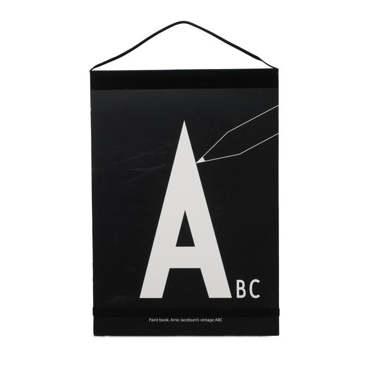 Design Letters - AJ Colouring Book
