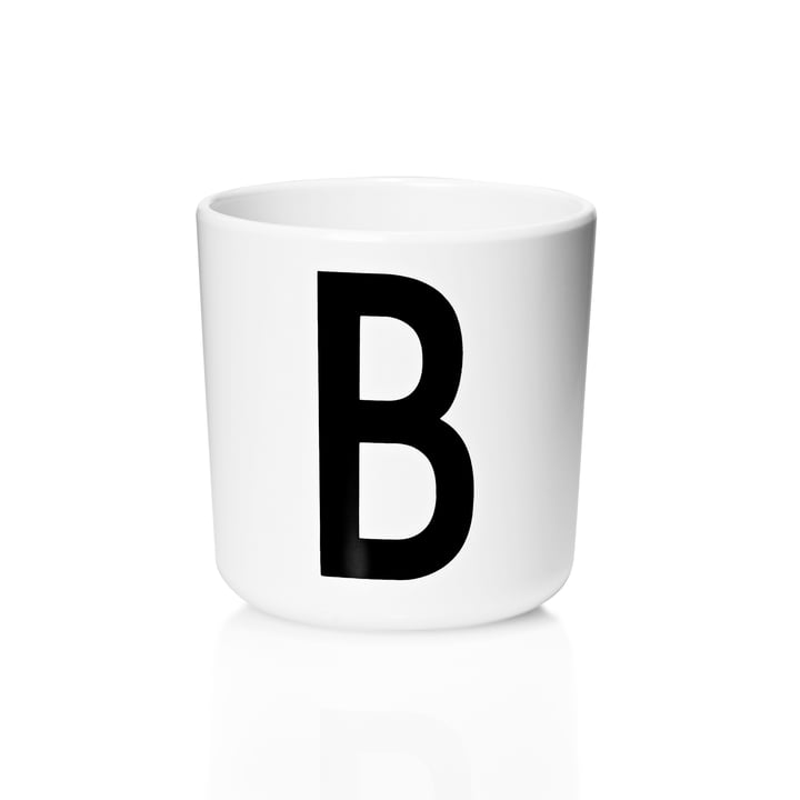 Design Letters - AJ Melamine Mug B