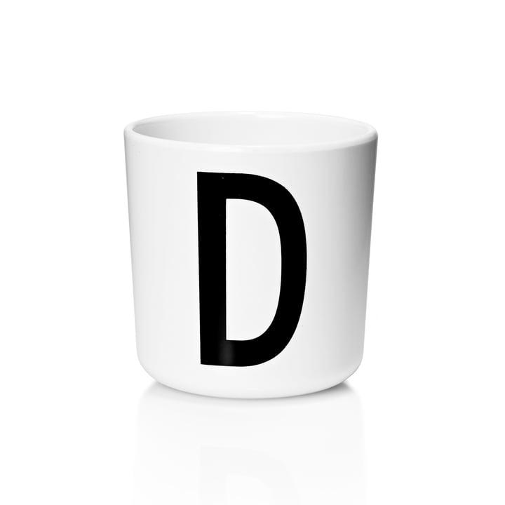 Design Letters - AJ Melamine Mug D