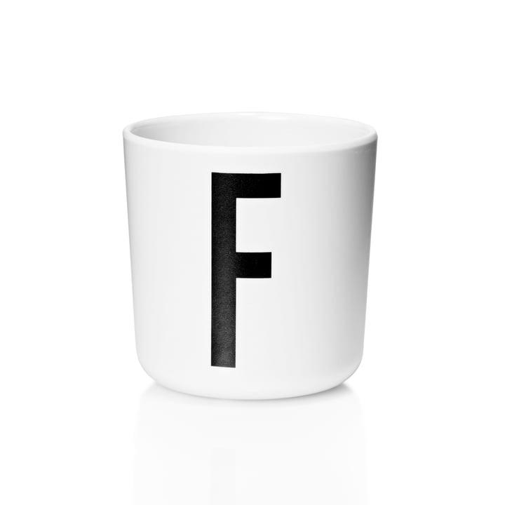Design Letters - AJ Melamine Mug F
