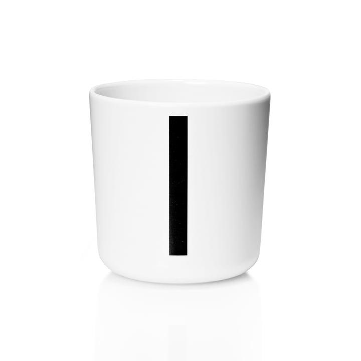 Design Letters - AJ Melamine Mug I