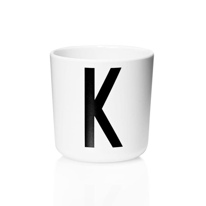 Design Letters - AJ Melamine Mug K