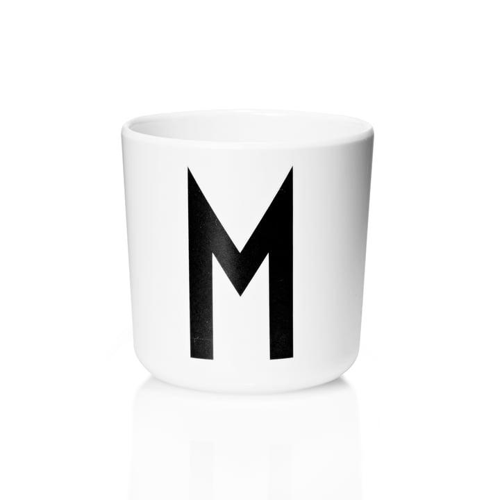 Design Letters - AJ Melamine Mug M