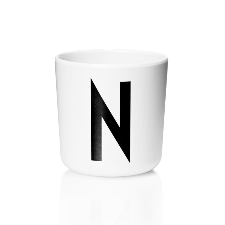 Design Letters - AJ Melamine Mug N