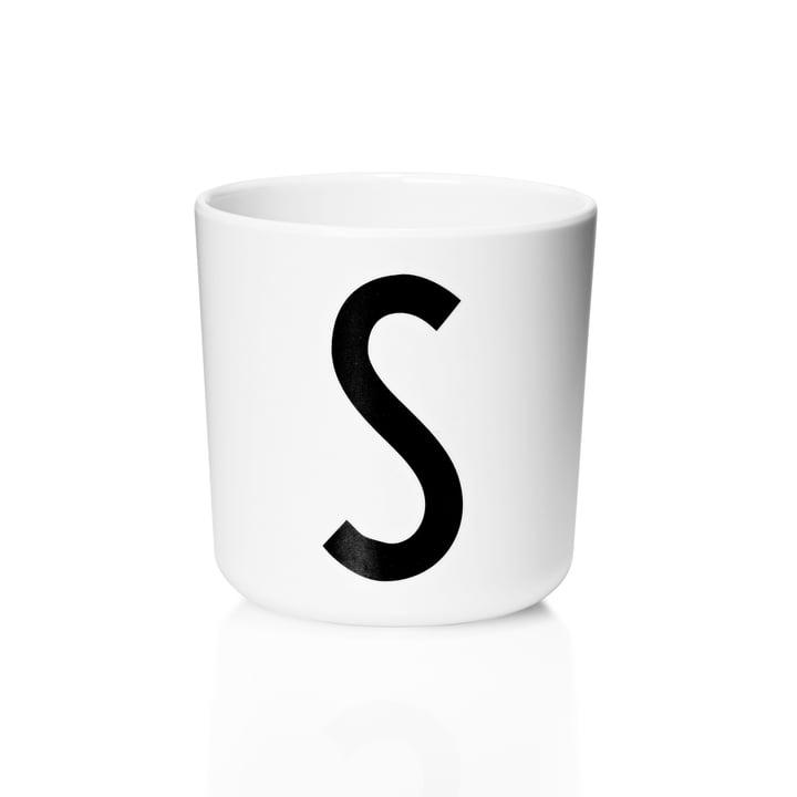 Design Letters - AJ Melamine Mug S