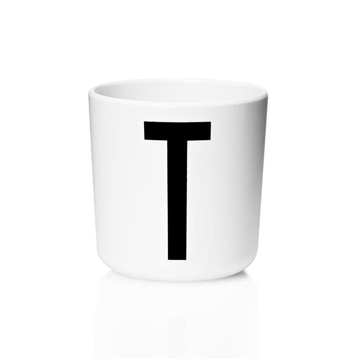 Design Letters - AJ Melamine Mug T