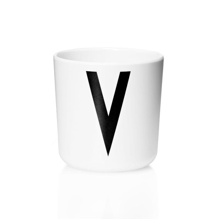 Design Letters - AJ Melamine Mug V