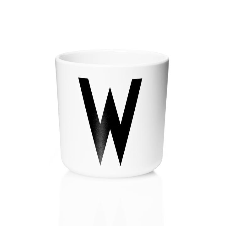 Design Letters - AJ Melamine Mug W