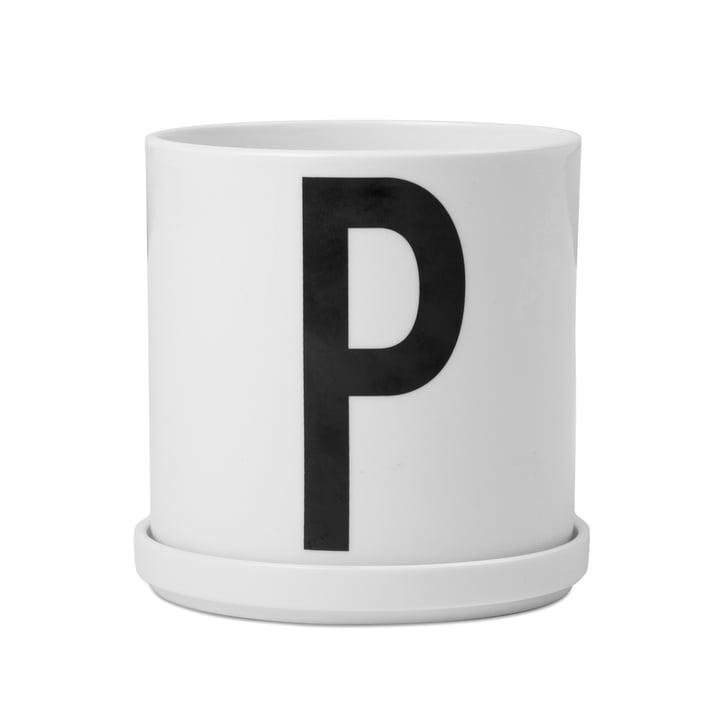 Design Letters - AJ Porcelain Plant Pot