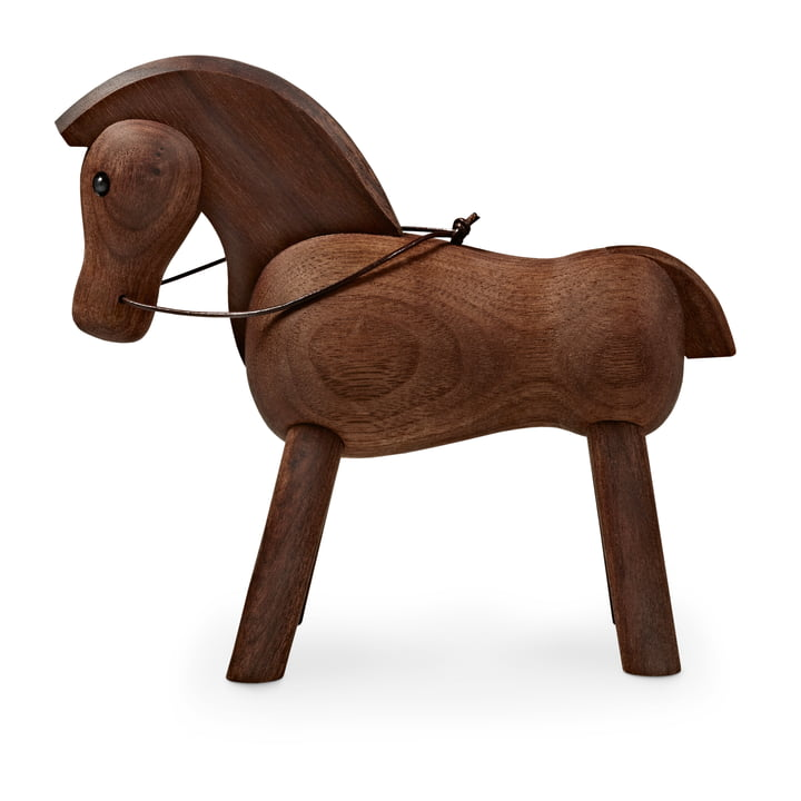 Side view of Kay Bojesen - horse