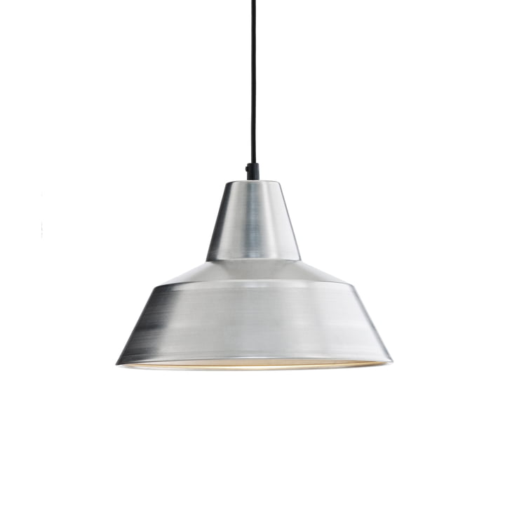 Made by Hand - Workshop Lamp W3, aluminium