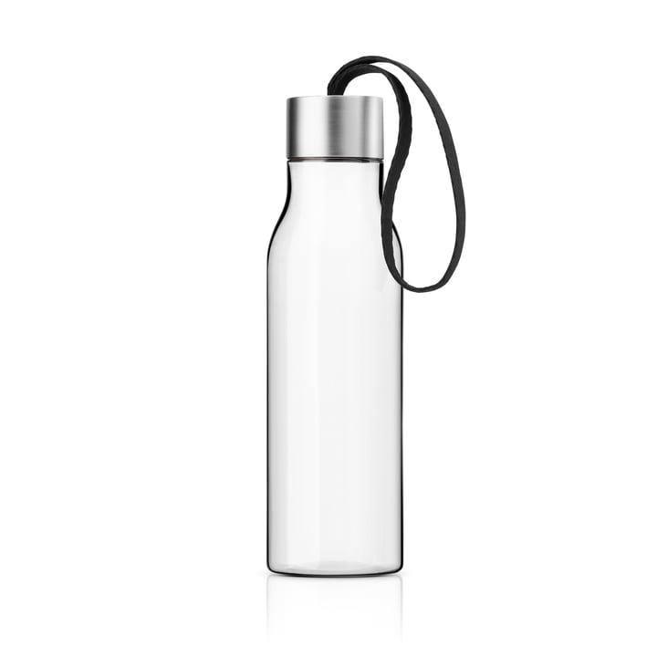 Eva Solo - drinking bottle 0.5 l, black