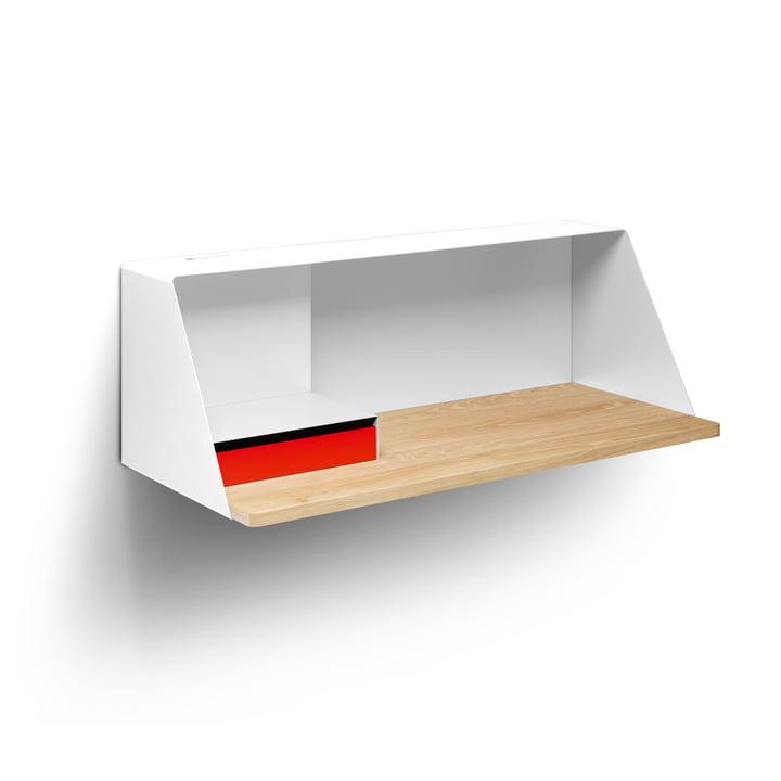 Müller Möbelfabrikation - PS03 secretary + power box