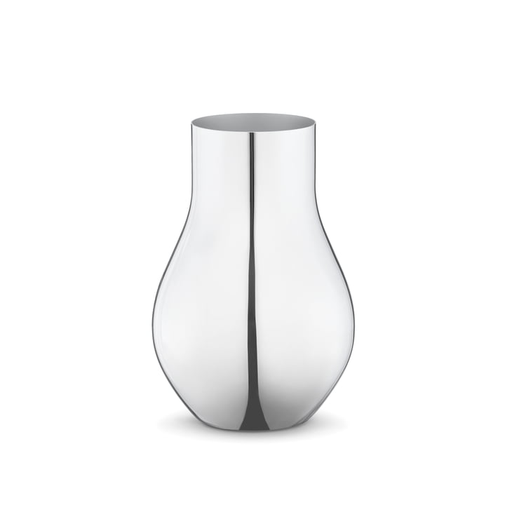Georg Jensen - Cafu vase stainless steel in S