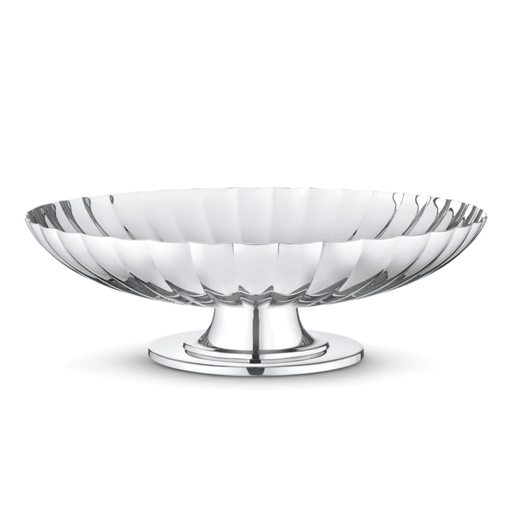 Georg Jensen - Bernadotte Bowl with Foot