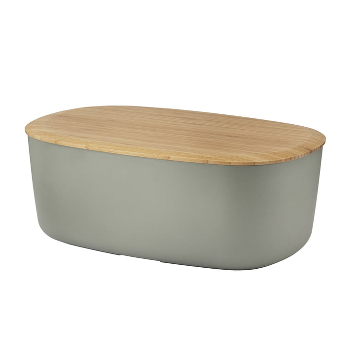 Rig-Tig by Stelton - Box-It Bread Box, grey