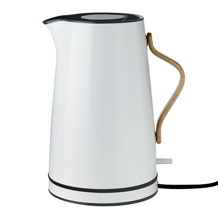 Emma kettle for 1.2 litres in light blue by Stelton