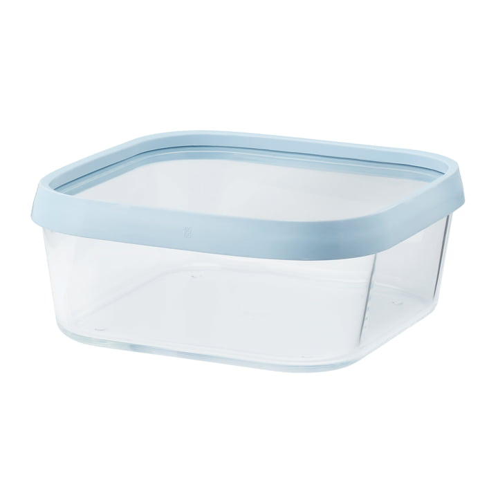 Rig-Tig by Stelton - Cook & Freeze casserole / freezer in blue