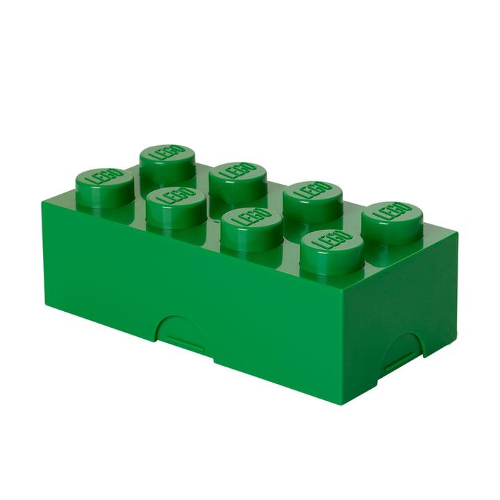Lego - Lunch Box 8, green