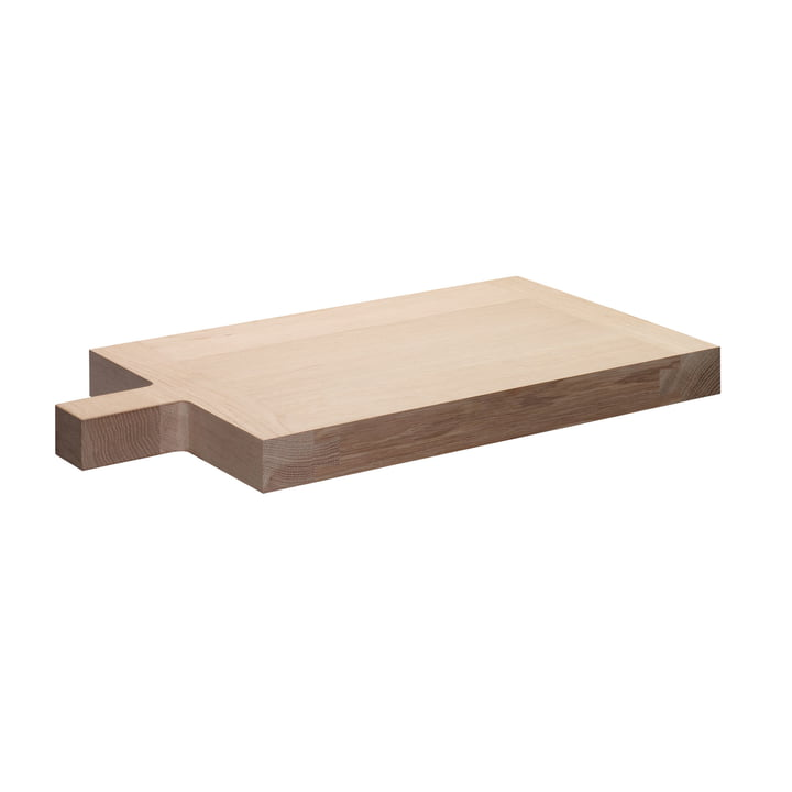 e15 - AC06 Chop Chopping Board made of natural oak