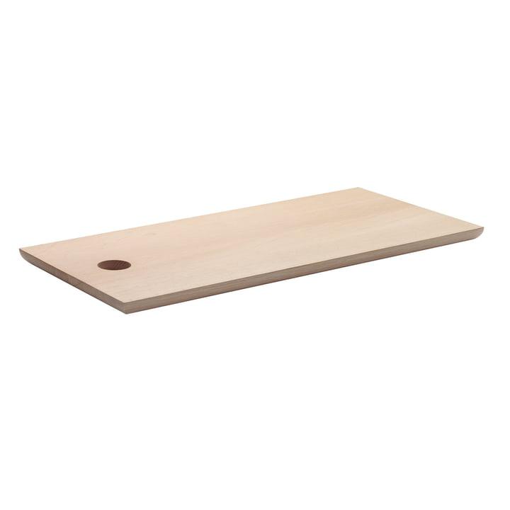 e15 - AC07 Cut Chopping Board in natural oak