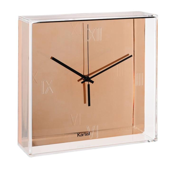 Kartell - Tic & Tac Wall Clock, Copper