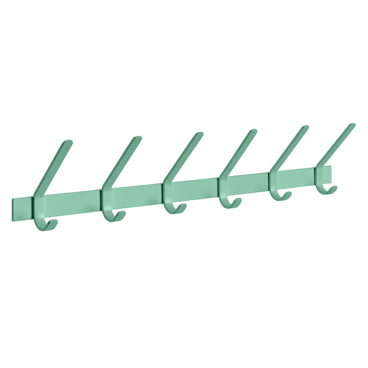 e15 - FK08 Uni coat rack L 85 cm in mint