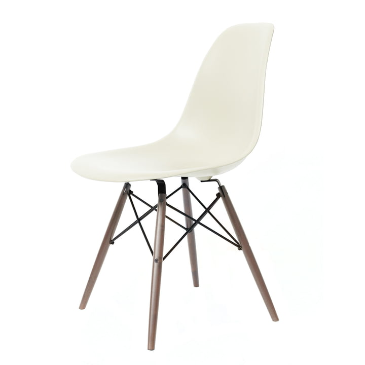 Vitra - Eames Plastic Side Chair DSW (H 43 cm)