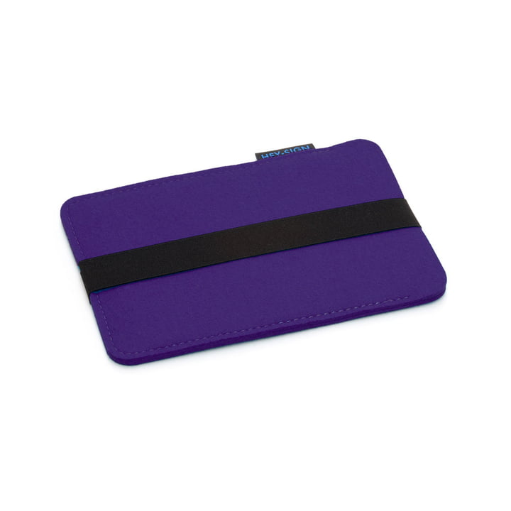 Hey Sign - Pad Bag Mini iPad Case, violet