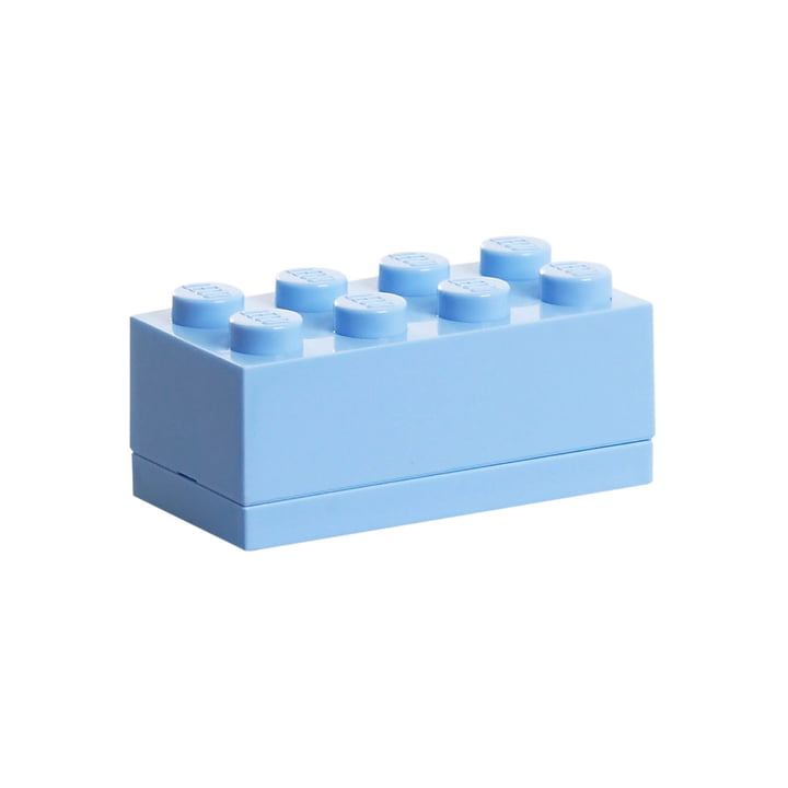 Lego - Mini-Box 8, light blue