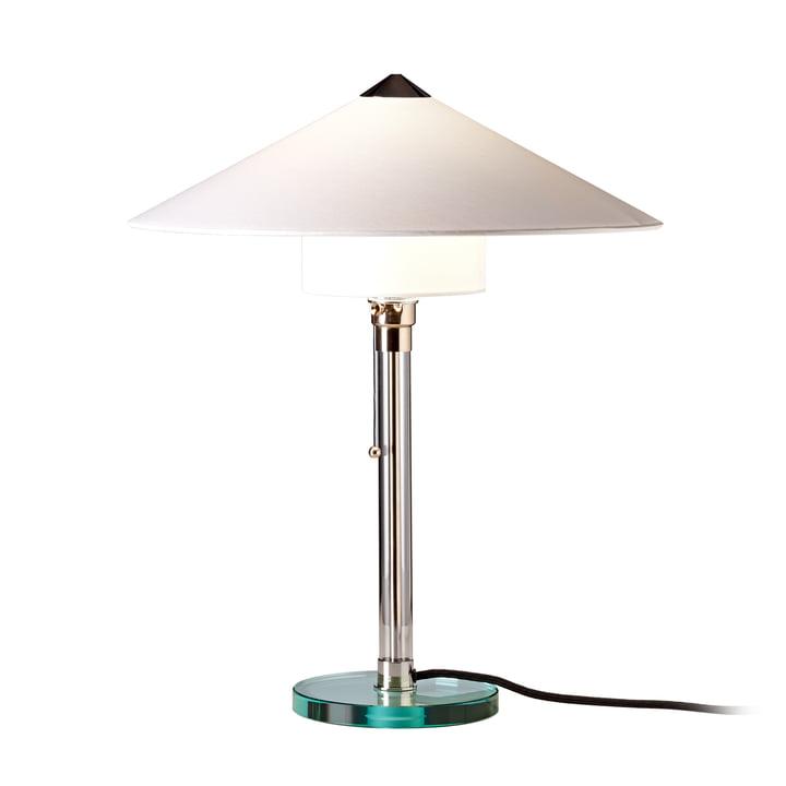 Wagenfeld Lamp WG27 by Tecnolumen