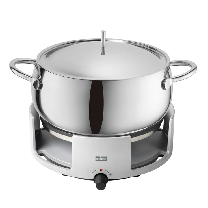Stöckli - Avalon fondue set, electric